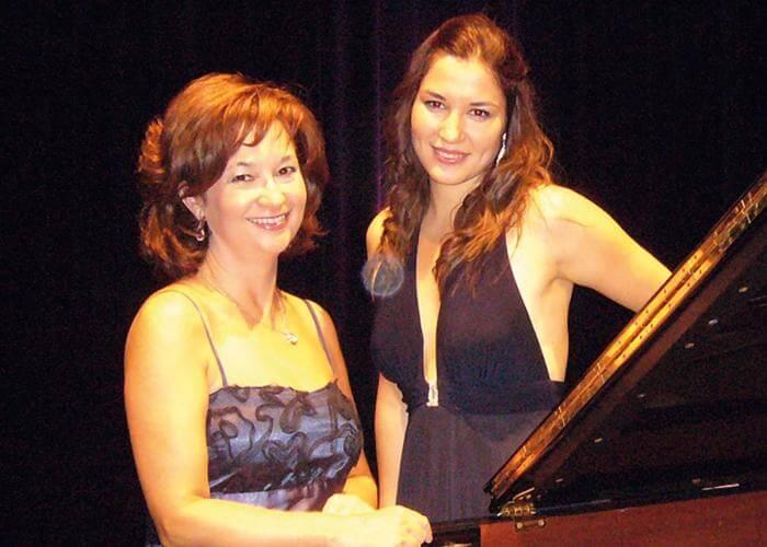 Vendredi 5 mai 20h Maria-Eugenia Boix soprano et Anna Ferrer piano