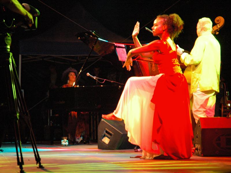Keiko Borjeson & Woman
