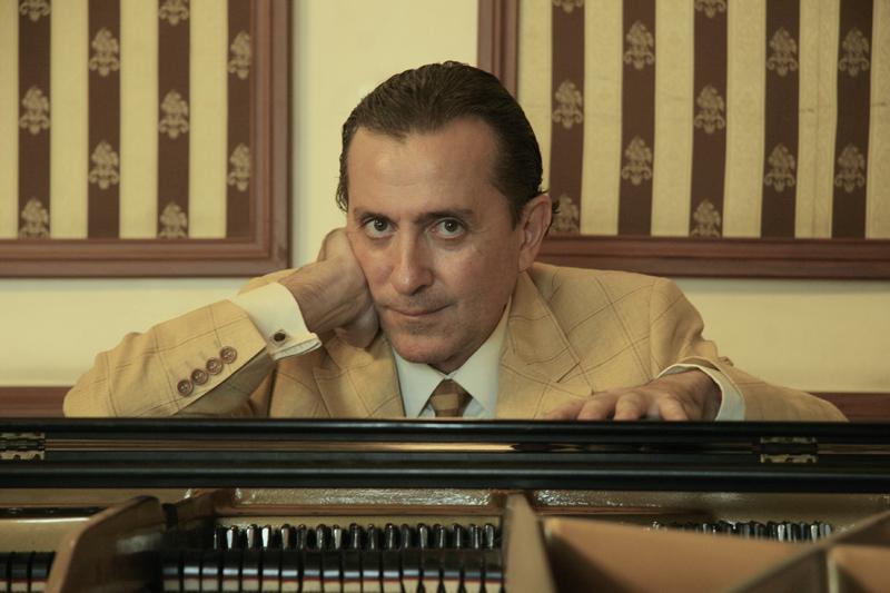 Vendredi 27 février à 20h Ludmil ANGELOV  piano interprétera Chopin, Godowski, Moszkowski, Michalowski