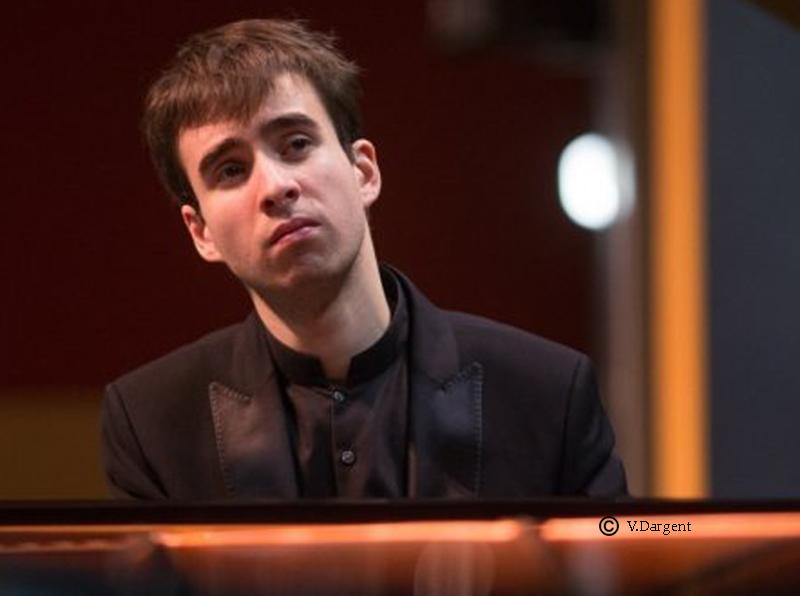 Vendredi 16 octobre 20h Scipione Sangiovanni en récital unique