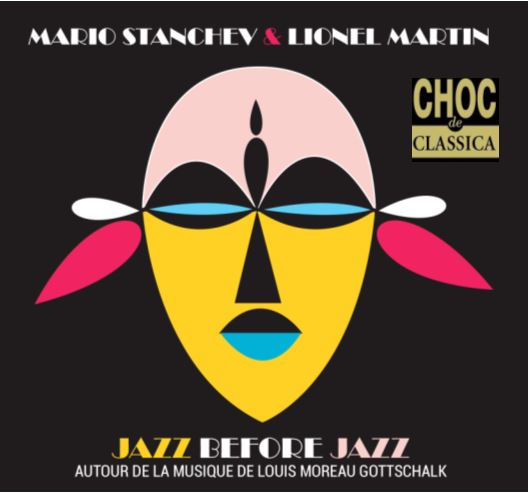 Jeudi 3 mars 20h30 Mario Stantchev et Lionel Martin revisitent Gottschalk