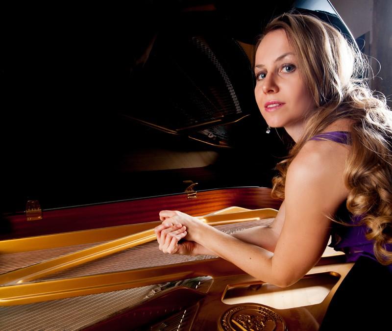 Jeudi 7 avril 20h30 Swetlana Meermann interprétera Schubert, Liszt, Liadov, Medtner, Rachmaninov