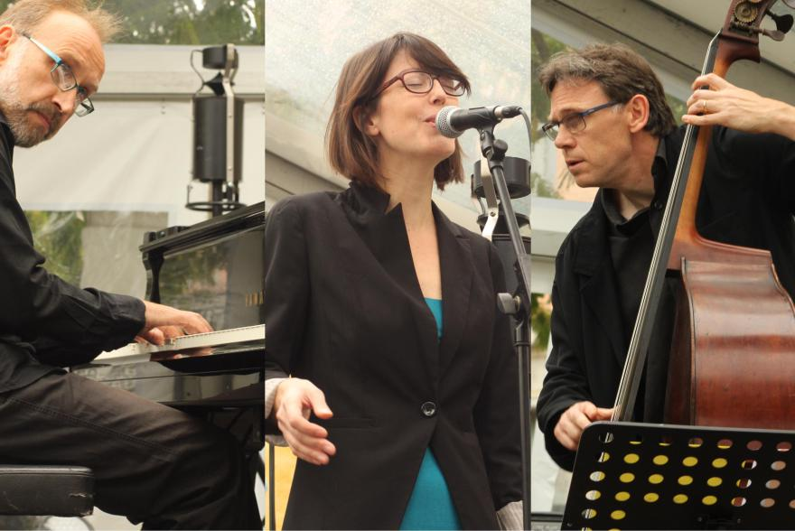 samedi 5 novembre 2016  20h  Trio FILIGREE, Clotilde HARDOUIN, Frédéric ALLERAT, Pierre JOST