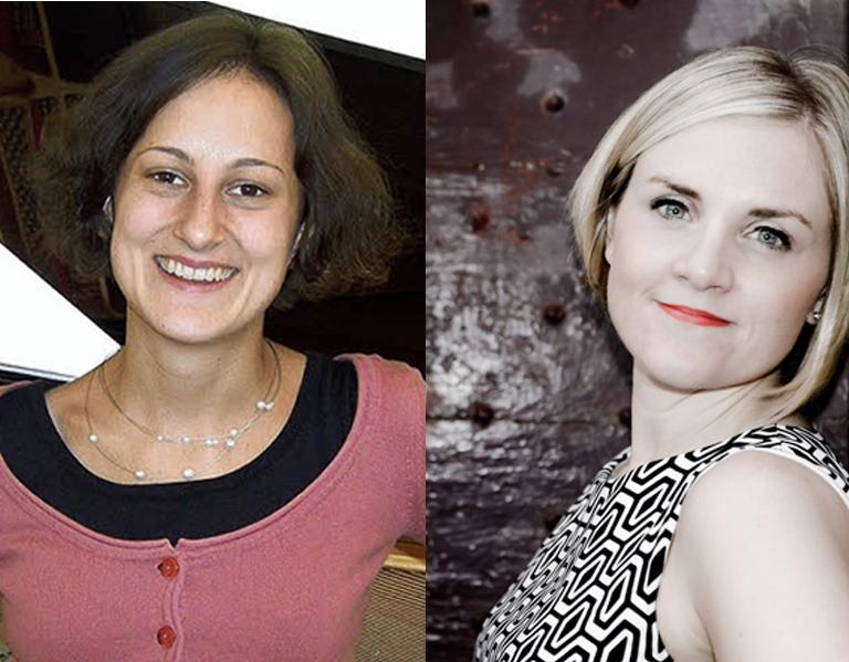 mardi 13 décembre 20h Unique récital de Caroline MacPhie, soprano et Marieke Hofmann piano
