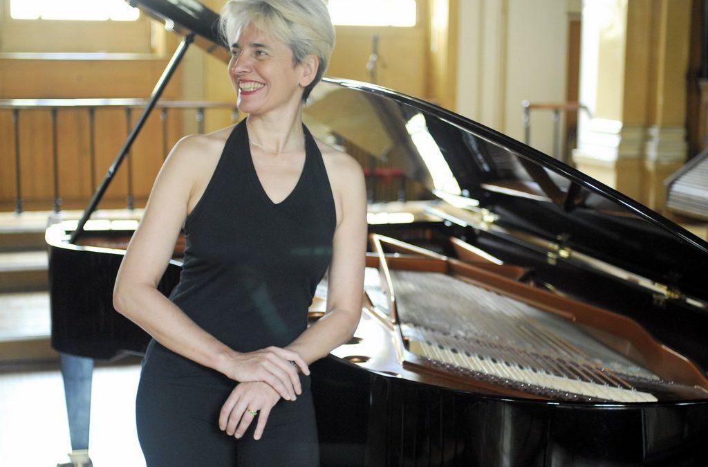 Vendredi 10 mars 2017 à 20h Sophia Vaillant en récital