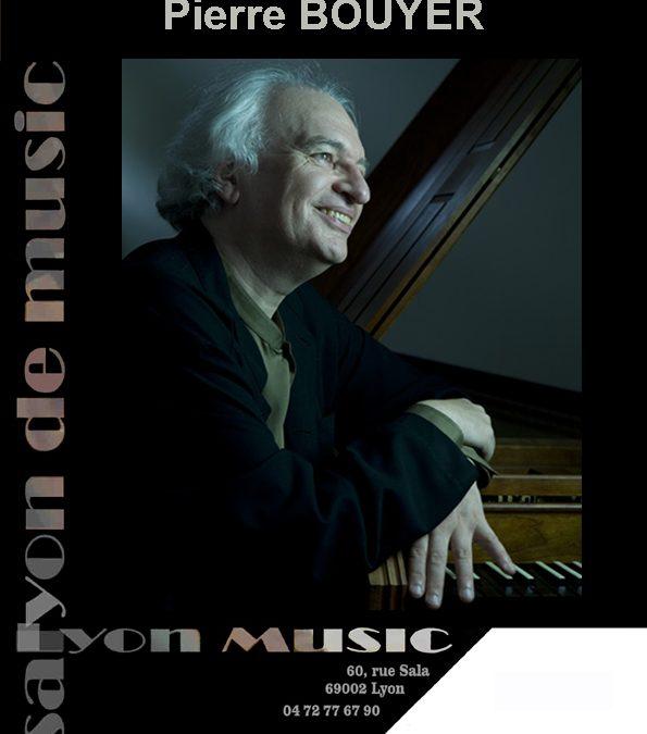 samedi 14 octobre 20h Pierre BOUYER Autour de la Sonate «Pathétique»