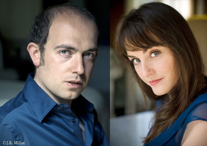 Vendredi 16 mars 20h François Dumont  et Helen Kearns en récital